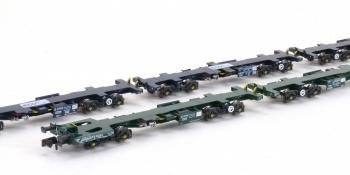 Ecofret wagons for N