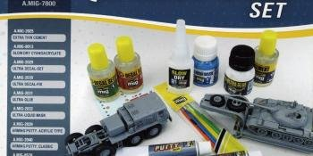 GLUE, FILLER AND MORE FROM AMMO