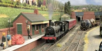 Foldham OO gauge model railway