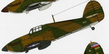 EXOTIC DECALS DEBUT – BF 109, BF 110 AND HURRICANE