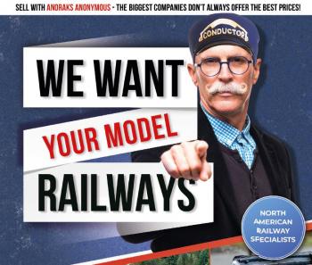 Anoraks Anonymous Model Railways