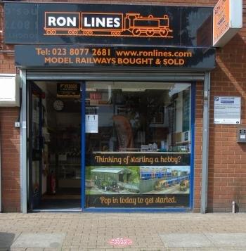 Ron Lines Model Railways
