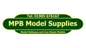 MPB Model Supplies Logo